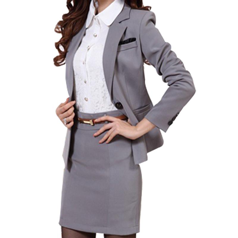 Đồng phục công sở nữ 02